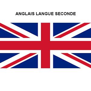 ANGLAIS, LANGUE SECONDE